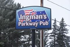 Ingman's sign