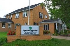 Krueger Family Funeral Home 2
