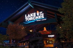 Lake of the Torches Resort 1