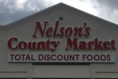 Nelson's County Market 1