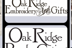 Oak Ridge Embroidery & Gifts 1