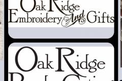 Oak Ridge Embroidery & Gifts 1