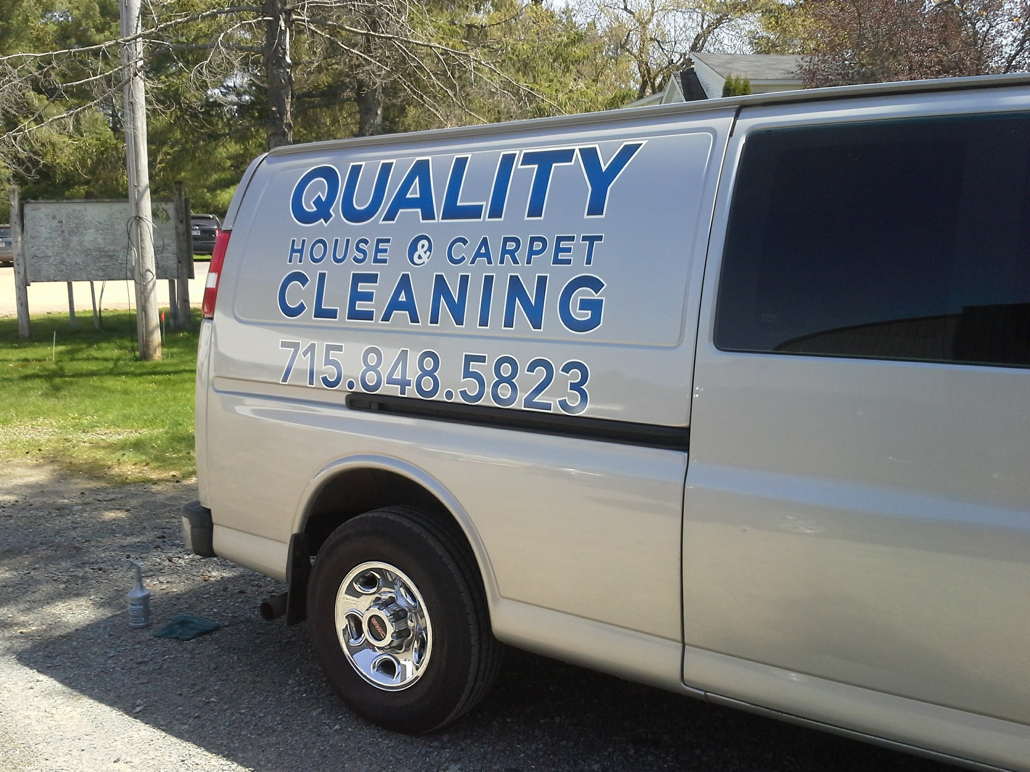 Quality House & Carpeting Cleaning 1