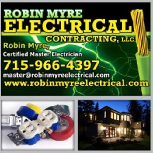 Robin Myre Electrical Contracting 1