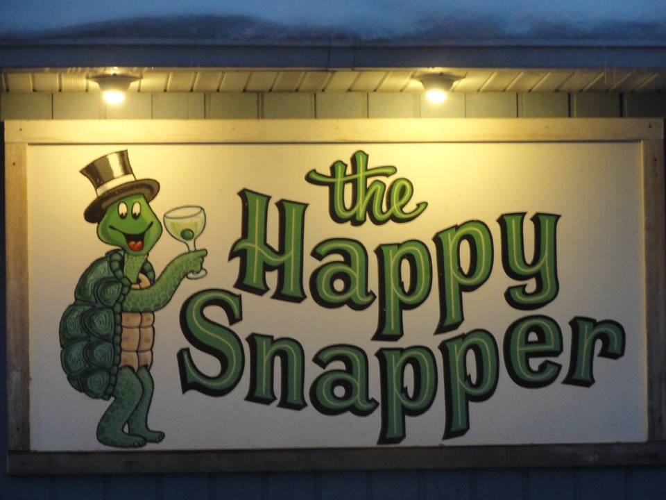 The Happy Snapper1
