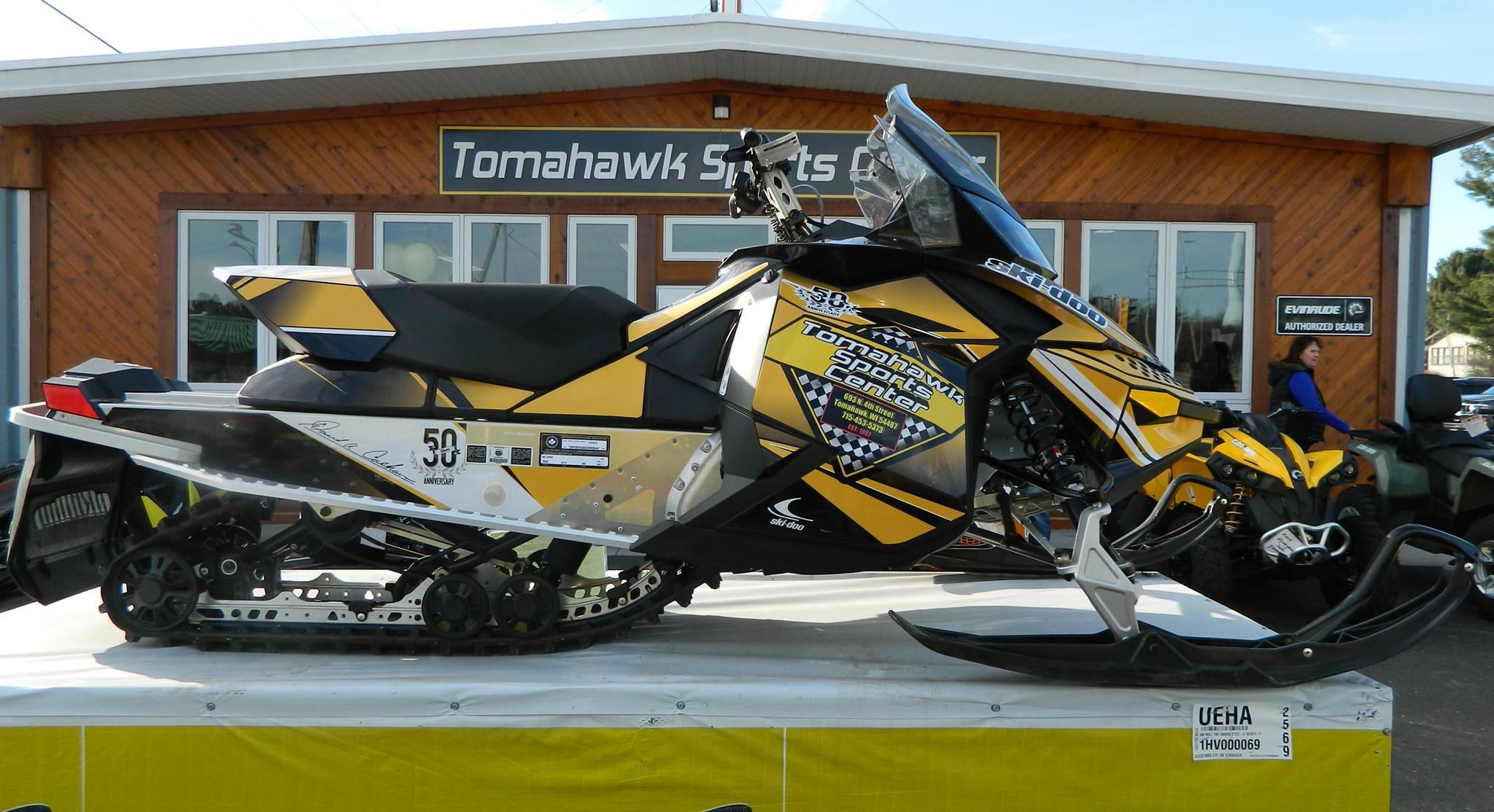 Tomahawk Sports Center 1