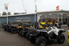 Tomahawk Sports Center 3