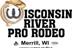 Wisconsin River Pro Rodeo 1