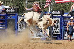 Wisconsin River Pro Rodeo 2
