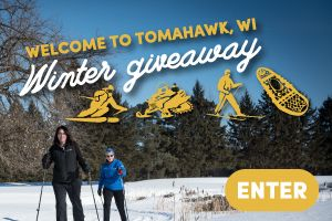Welcome to Tomahawk Winter Giveaway